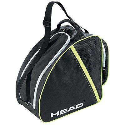 Head ski boot bag #black/white/neon rrp £25 #***now #£17.99 ***,  View more on the LINK: 	http://www.zeppy.io/product/gb/2/251458922422/