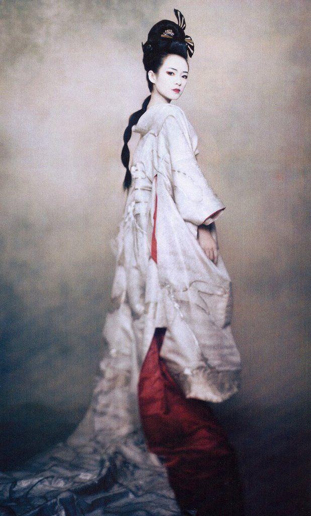zhang ziyi memorias de una geisha - Buscar con Google