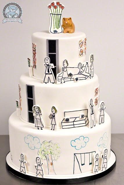 Fabulous cake!