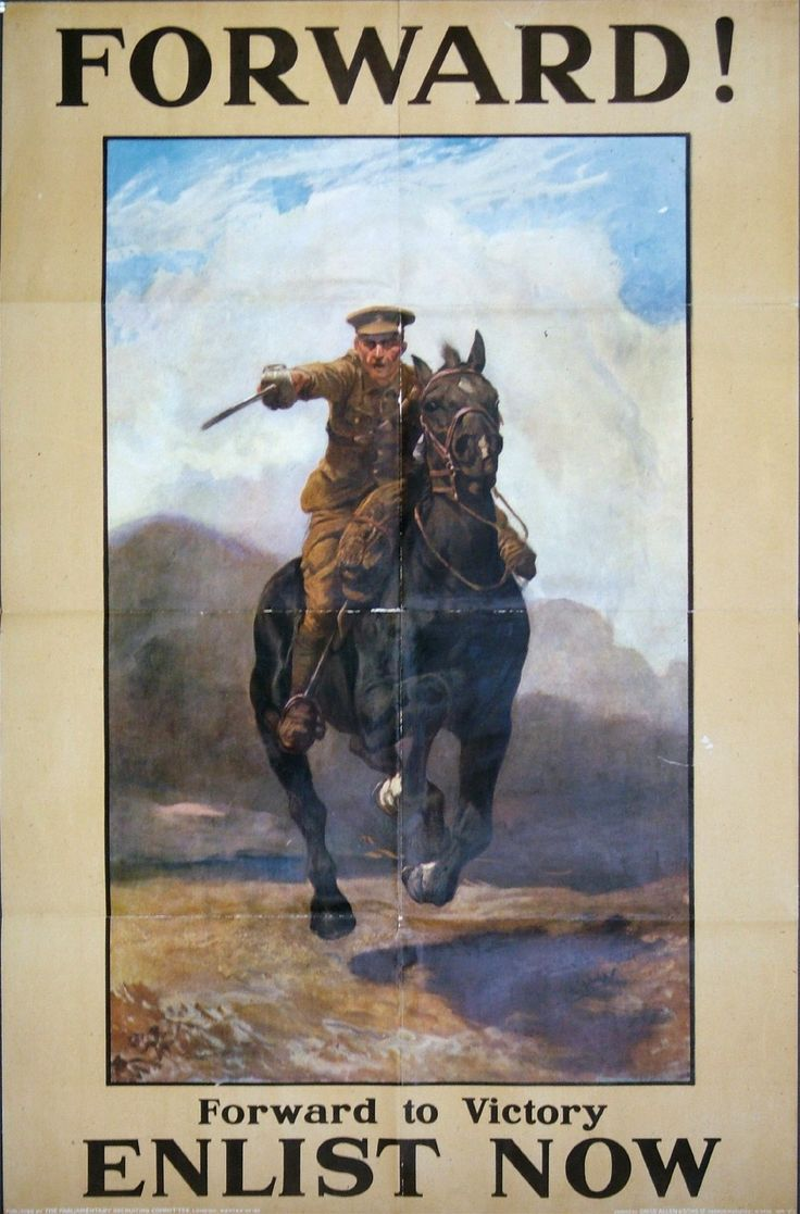 Recruiting poster held by the British Library   Pinned from Epsom Public Library http://www.surreycc.gov.uk/libraries/artandcollectingresources