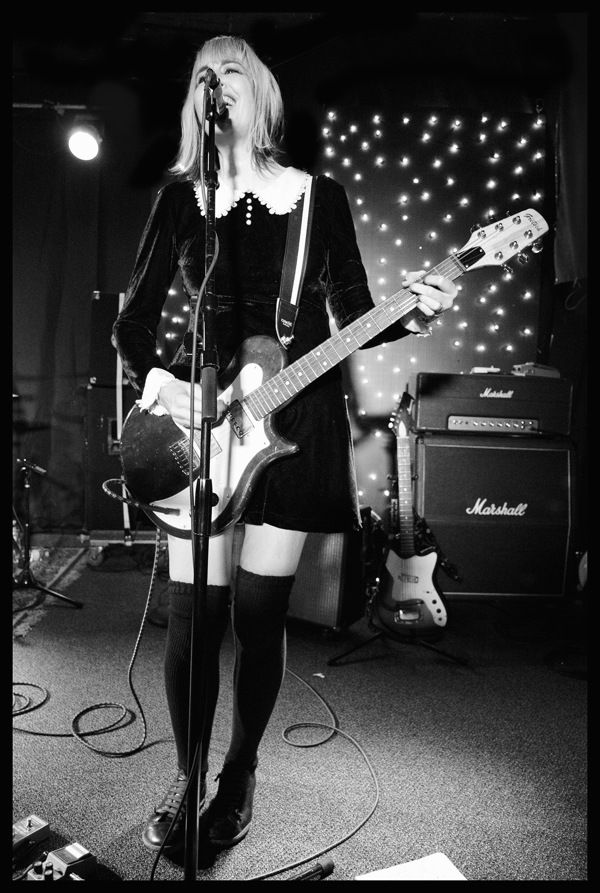 Kim Shattuck of The Muffs: