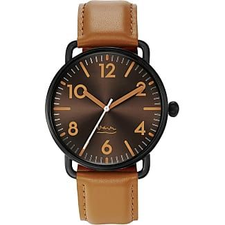 Projects Watches Witherspoon Watch | Black/Leather
