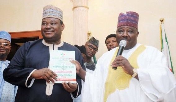 The Supreme Court has dismissed an application filed by a factional leader of the Peoples' Democratic Party, Ali-Modu Sheriff, asking the court