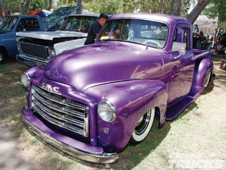 Purple truck                                                            (rePinned 091413TLK)