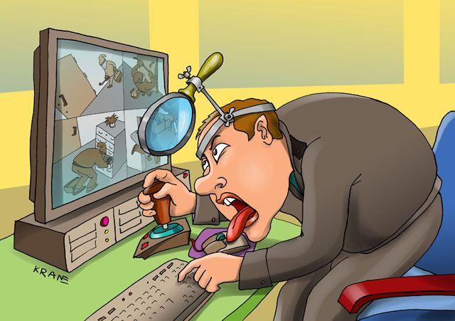 О качестве воспроизведения записей в системах видеонаблюдения