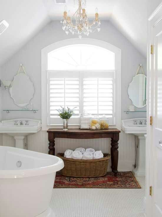 Different Bathroom Decorating Ideas 181 best country bathrooms images on pinterest | bathroom ideas