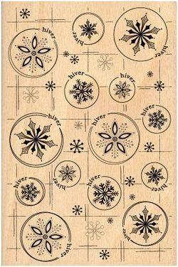 Florilèges Design - Neige d'hiver