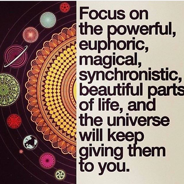 The law of attraction ✌️