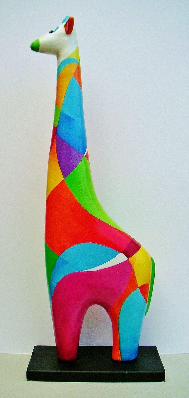 Giraffe 75x25x cm. Acrylic One