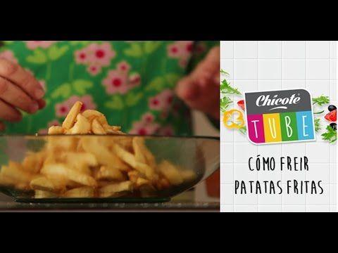 ▶ Cómo hacer Patatas Fritas (Papas Fritas) Alberto Chicote - YouTube