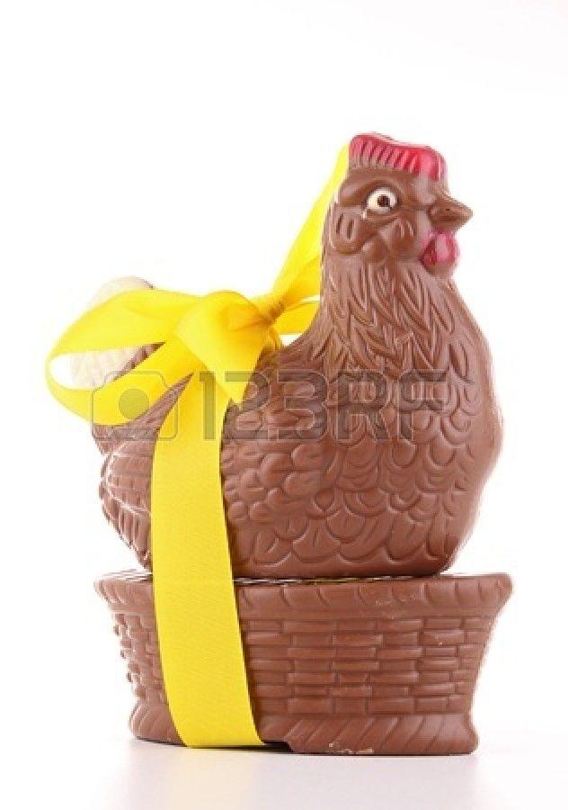 cioccolato di Pasqua photo