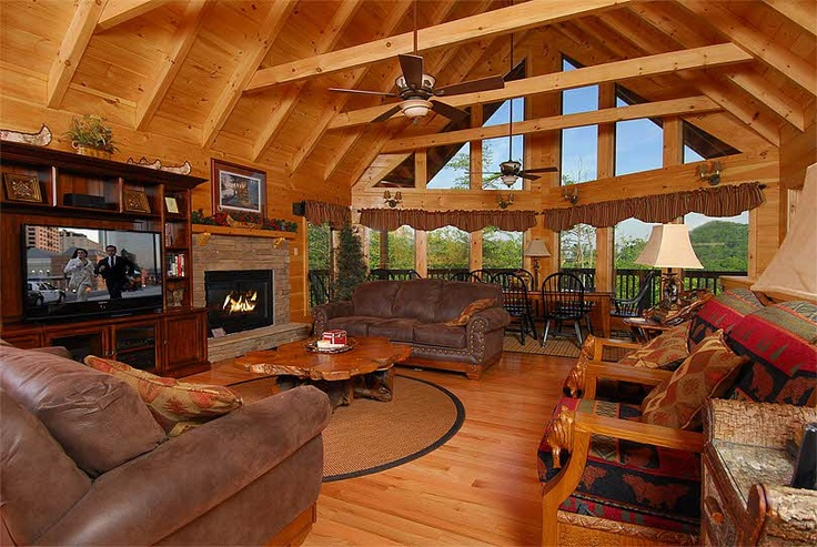 191 best timber tops cabins images on pinterest log for Timber tops cabins gatlinburg