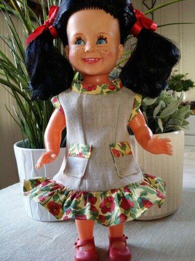 April dress Tjorven Rattidolls