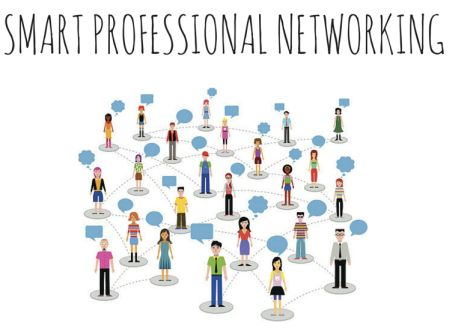 Smarter Networking < balance two different approaches to professional networking, strategic and serendipitous