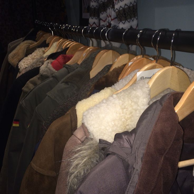 All the coats you can dream of !
