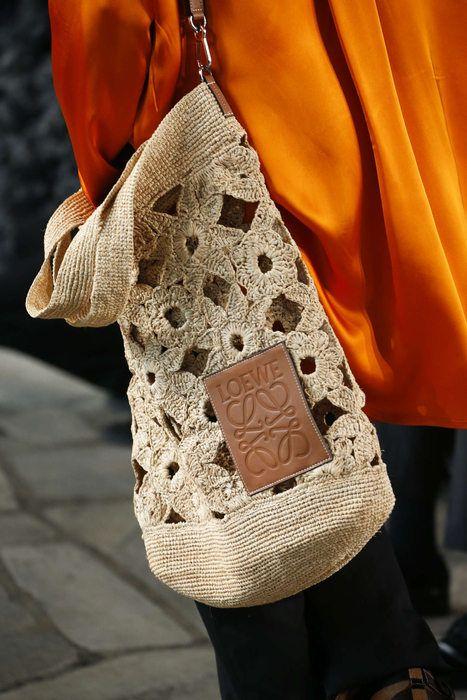 Loewe Primaveraestate 2019 Parigi Womenswear Bags