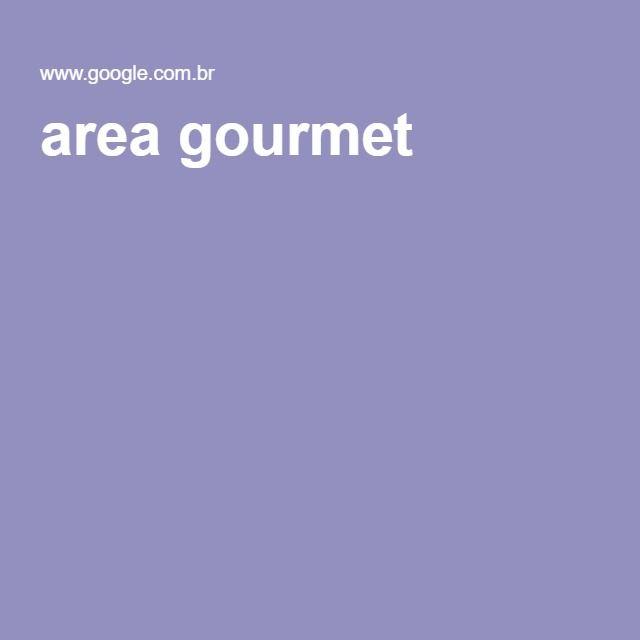 area gourmet