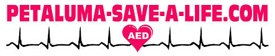 Save-a-Life. Use an AED--  automated external defibrillator