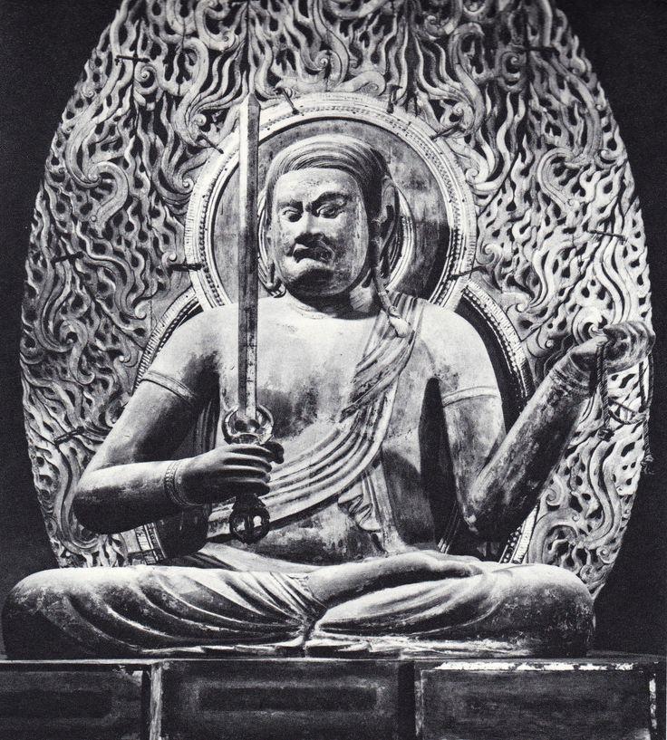 京都 教王護国寺(東寺)講堂  不動明王坐像
