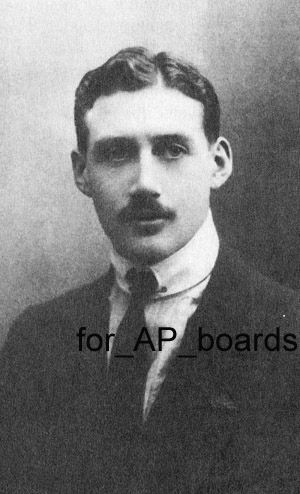 Prince Konstantin Konstantinovich Romanov murdered by the Bolsheviks in Alapayevsk, on July 18, 1918