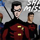 Teen Titans Shadow Mission