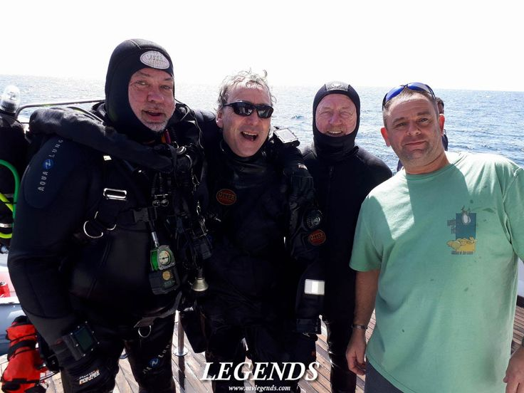 "In March 2016 we were joined by blind diver Graham Owen on our specialist technical liveaboard vessel, MV Legends in the Egyptian Red Sea.  During what was planned as a dive to the 100m Gulf Fleet 31 at Sha'ab Ruhr Umm Gammar, Graham and his buddy missed the wreck and this resulted in his world record for the ""Deepest Saltwater Dive for a Blind Diver"" at 105m.  Fast forward to 2017 and Graham made the decision to head back out to the Red Sea and better this record by diving the...."