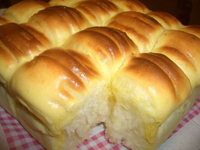 ふんわりちぎりパン クリームチーズがけ の画像 食べ物のアイデア ちぎりパン レシピ