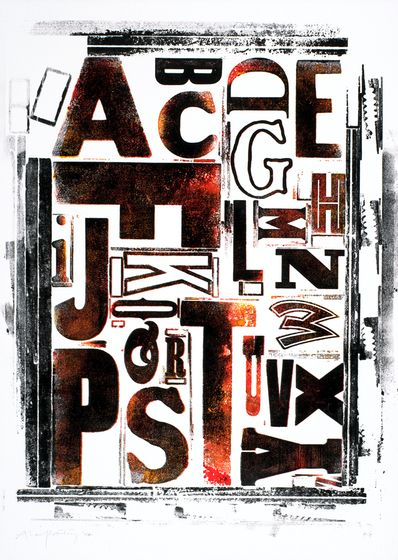 Alan Kitching – A-Z - check out his pages on debutart.com