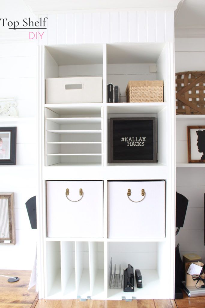 8 Feet Of Floor To Ceiling Storage For