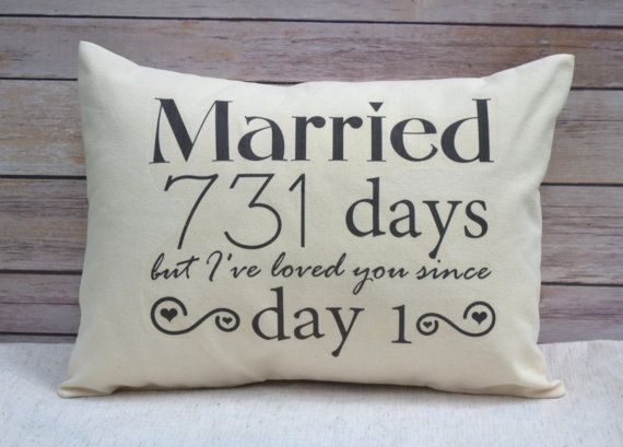 2nd Wedding Anniversary Cotton Gifts: Best 20+ Second Anniversary Gift Ideas On Pinterest