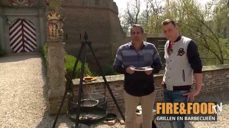 Fire&Food - Aziatisch rundvlees Dutch Oven style