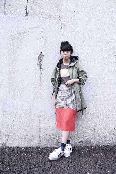 adidas Originals » FUMIKO AOYAGI×URBAN MILITARY - NYLON.JP