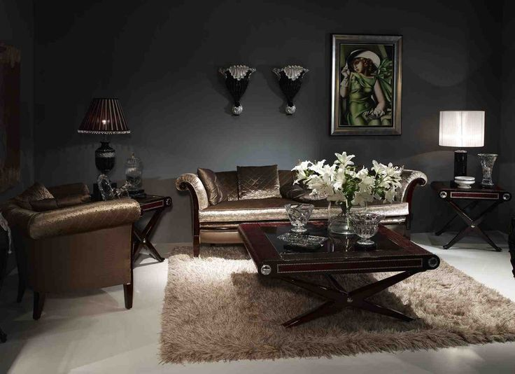 Lounge Italian Style | Antique Furniture Reproduction , Italian Classic  Furniture :: October .. Italian Interior DesignHome ...