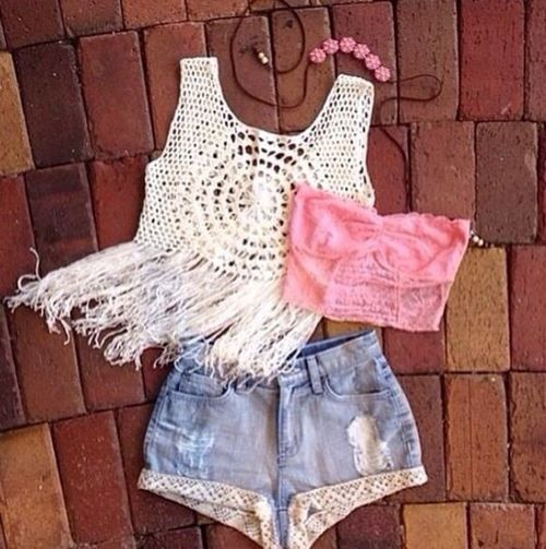 Daily New Fashion : Gorgeous Summer Outfits