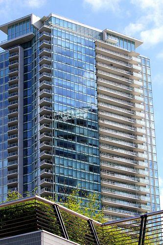 Fairmont Pacific Rim Vancouver BC Canada  Built: 2010 Height: 140m / 458ft