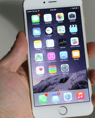 Apple iPhone 6 Plus: The First Bigger and Better Smartphone Ever
