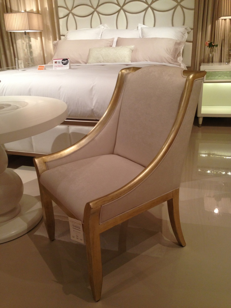 "Caracole ""Sterling Reputation"" IHFC C500 #hpmkt If you are scared to be bold here's a subtle touch of gold! Gold is back!"