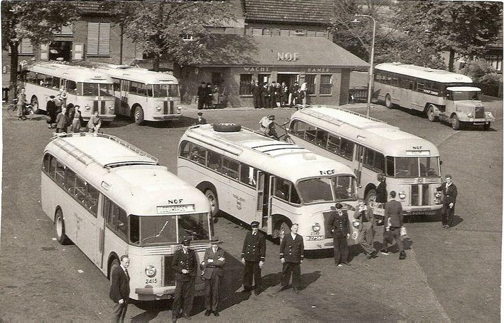 N.O.F. Hokje bij het busstation in Dokkum