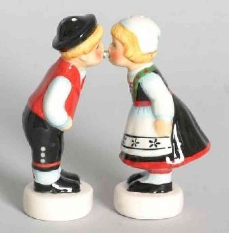Norwegian Cake Topper