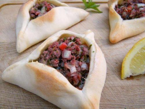 Empanadas Arabes (Fatay) HispanicKitchen.com