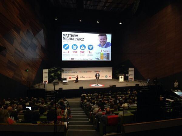 The Melbourne Brand Accelerator has begun!  Follow us on Twitter for updates throughout the day @kpimethod.  #kpimethod #kpiday.  Pic courtesy of KPI Alumni @soulbucketau