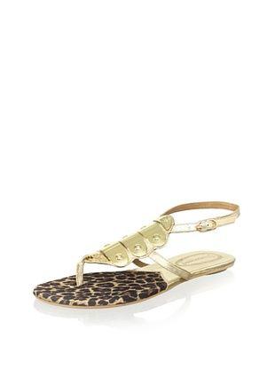 68% OFF Corso Como Women's Delfim Sandal (Platinum Napa Soft)