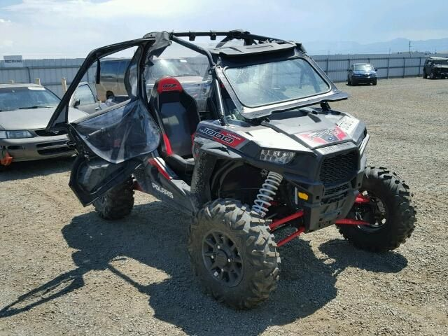 Salvage 2017 Polaris Rzr Xp 1000 Eps