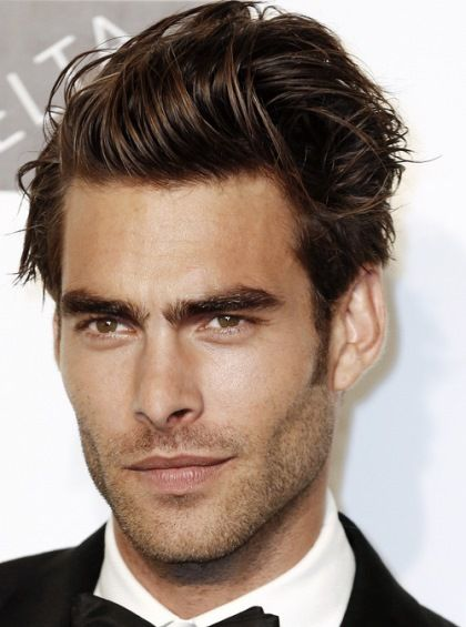 nice Different Side Parted Men's Hairstyles