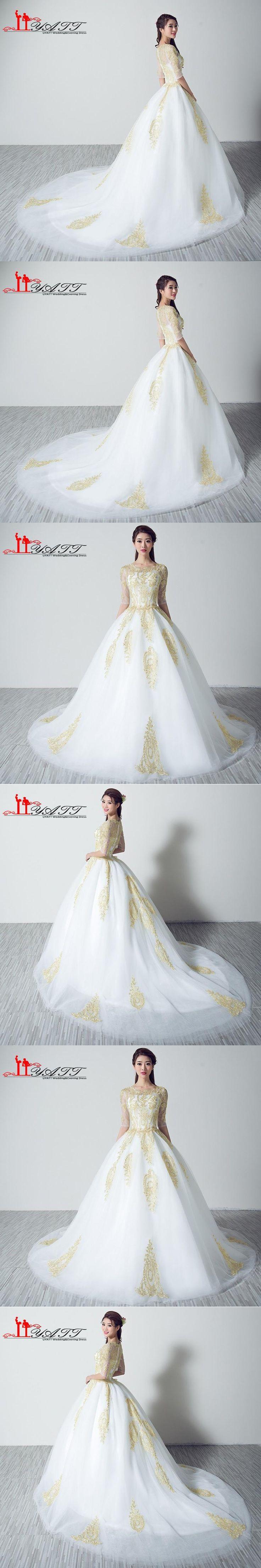 33 besten Wedding Dresses Bilder auf Pinterest   Hochzeiten ...