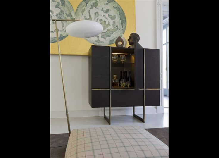 Amalia bar cabinet Amalia  bar cabinet by Modà with an eccentric and unconventional look.