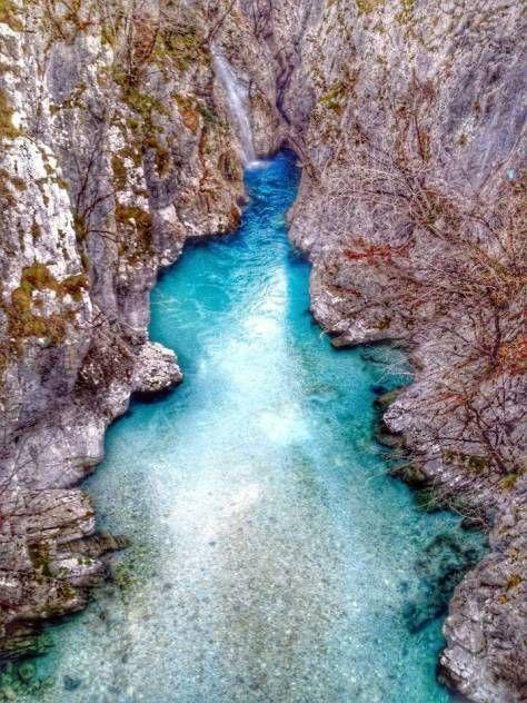 Valbona Canyon