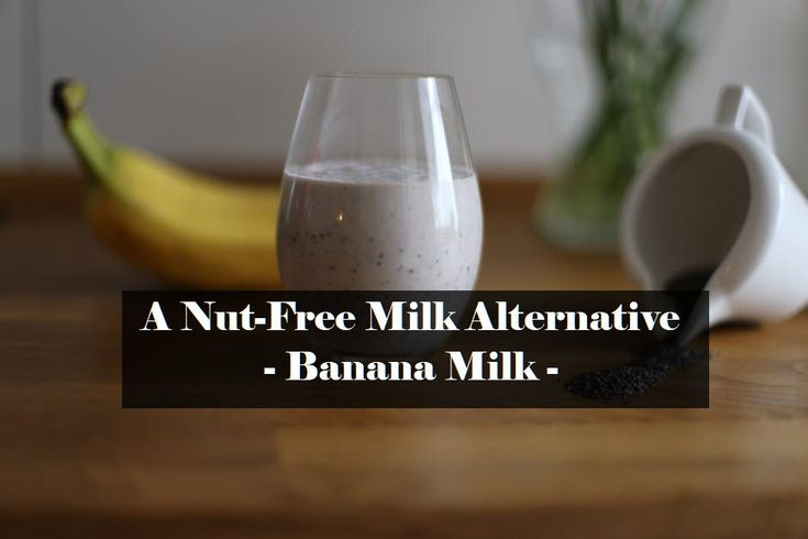 Banana milk is incredibly cheap and easy-to-make vegan milk alternative. I bet you have all necessary ingredients in your kitchen.