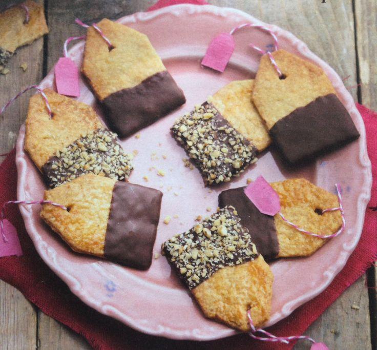 Theezakjes-koekjes