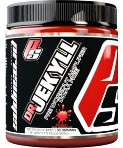 Dr Jekyll to fantastyczny suplement przedtreningowy, odpowiedzialny za nieprawdopodobne wyniki siłowe, a także fantastyczny wzrost masy mięśniowej. Ma za zadanie dokonać genialnego napompowania mięśni